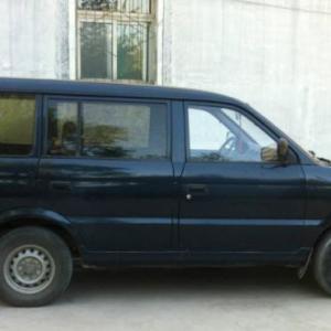 中国赴任先の社用車の変遷