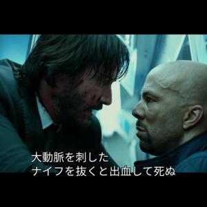 【映画レビュー】ジョン・ウィック:チャプター2【やっぱキアヌ激強】