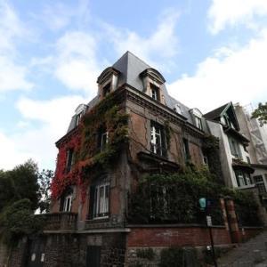 パリ モンマルトル 風景 旅の始まり