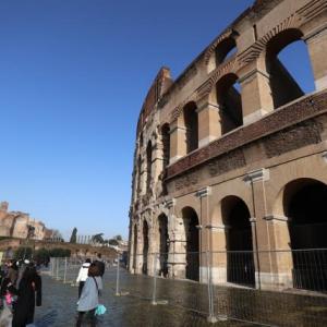 ローマ コロッセオ この巨大なもの