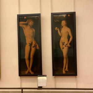 フィレンツェ ウフイッツィ美術館