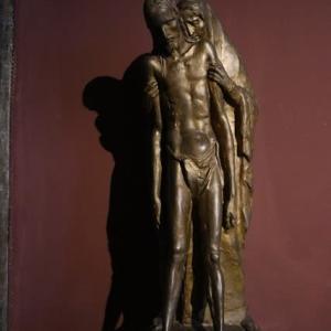 ピエタ フランチェスコ メッシーナ 現代美術の展示のエリア バチカン美術館
