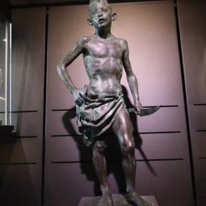 ダビデ フランチェスコ メッシーナ 現代美術の展示のエリア バチカン美術館