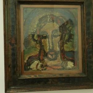 ジョルジュ ルオー 現代美術の展示のエリア バチカン美術館