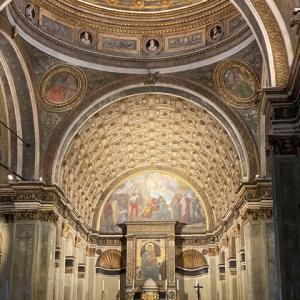 奇跡のイコン サンタ・マリア・プレッソ・サン・サティロ教会 ミラノ