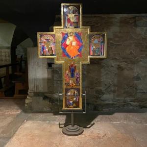 地下の散歩 サンタ・マリア・デル・フィオーレ大聖堂 フィレンツェ