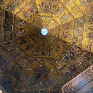 洗礼堂という建物 ジョバンニ洗礼堂 フィレンツェ