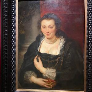 フランドルの画家 ルーベンス ウフィッッイ美術館 フィレンツェ