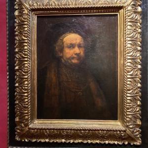 フランドルの画家 レンブラント ウフィッッイ美術館 フィレンツェ