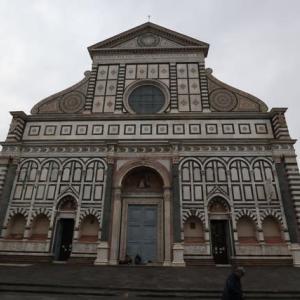 サンタ・マリア・ノヴェッラ教会 フィレンツェ +