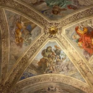 フィリッポ ストロッツィの礼拝堂 サンタ マリア ノヴェッラ教会 フィレンツェ