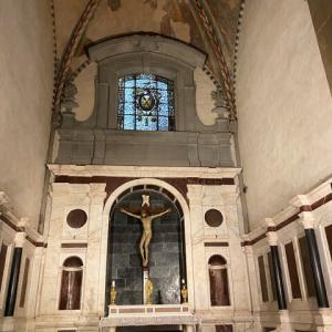 心に残る風景 サンタ・マリア・ノヴェッラ教会 フィレンツェ
