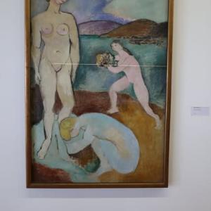 パリ国立美術館のマティス ポンピドーセンター パリ