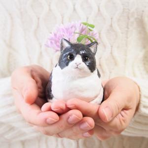 おさんぽ猫の花器と憂鬱