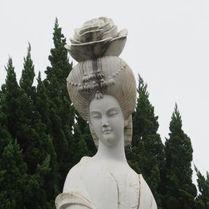 中国の美女、日本に眠る ~二尊院・楊貴妃の墓~