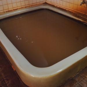 色んな色の温泉に入ろう!(赤褐色) ~湯の網温泉・鹿の湯松屋~