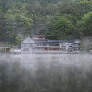 幻想的な池で思う、鯉・最強。 ~金鱗湖~