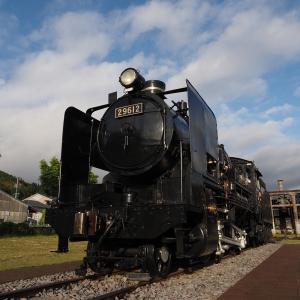 (画像のみ)人の命を乗せた蒸気機関車に思いを馳せる ~蒸気機関車29612号・旧豊後森機関庫~