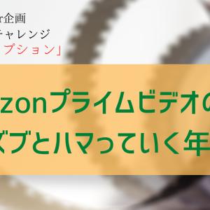 【3000文字チャレンジ】Amazonプライムビデオの沼にズブズブとハマっていく年末。