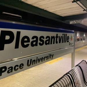 いつもの駅を寝過ごした、、、ニューヨーク電車物語、笑。