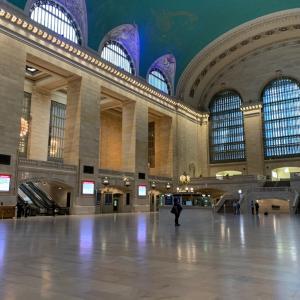 観光客のいないマンハッタンもいいな。