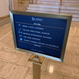 マンハッタンオフィスビルがニューノームで、正式オープン。