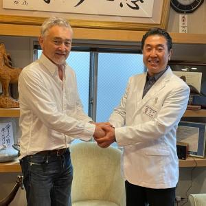 京都木原病院 ダン野村さんもK-method  頚椎の悩みはお問い合わせください。