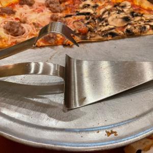 ニューヨークピザはうまい。