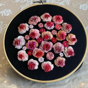"""Rose parade""完成しました。"