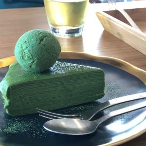 【高雄美食】本格抹茶カフェ「撒豆サトウ」日本抹茶×台湾茶