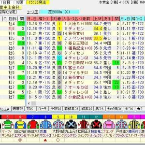 第68回日刊スポーツ賞中山金杯(G3) 2019 予想