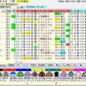 第57回スポーツニッポン賞京都金杯(G3) 2019 予想