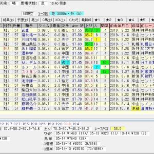 第80回菊花賞(G1) 2019 結果