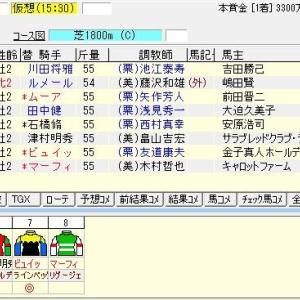 第24回東京スポーツ杯2歳ステークス(G3) 2019 出走馬名表
