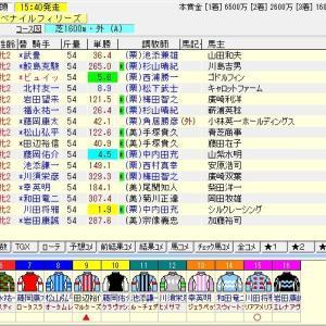 第71回農林水産省賞典阪神ジュベナイルフィリーズ(G1) 2019 予想