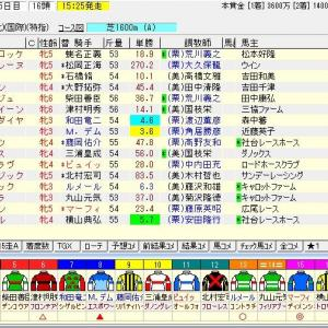 第5回ターコイズステークス(G3) 2019 予想