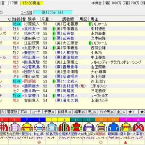 浜松ステークス 2019 予想