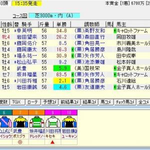 第68回阪神大賞典(G2) 2020 予想