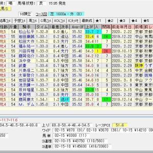 第63回サンケイスポーツ杯阪神牝馬ステークス(G2) 2020 結果