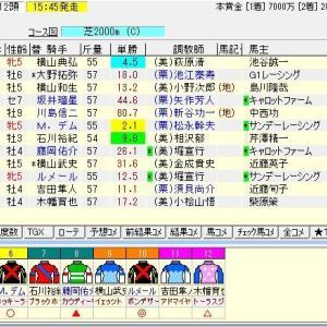 第56回札幌記念(G2) 2020 予想