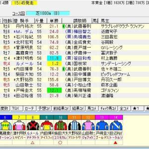 第38回関西テレビ放送賞ローズステークス(G2)2020 予想