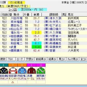 第7回ラジオNIKKEI杯京都2歳ステークス(G3) 2020 予想