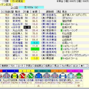 第55回日刊スポーツ賞シンザン記念(G3) 2021 予想