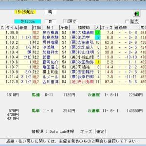 第53回函館2歳ステークス(G3) 2021 結果