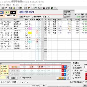 第133回農林水産省賞典目黒記念(G2) 2019 予想