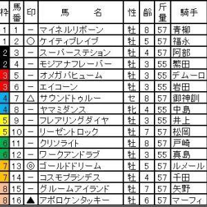 第64回東京大賞典(G1) 2018 予想