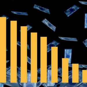 米国株過去4番目の下げ幅!激動の相場でどう動くか