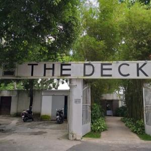 THE DECK ~リバービューな無国籍料理レストラン