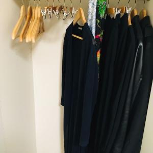 ミニマリストの衣替え&やっと買えた爆買い秋冬服。