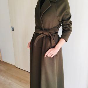 ミニマリストの冬コート。この2着があればいい。
